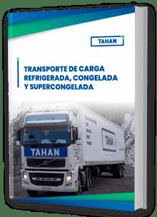 Tahan Transporte de carga refrigerada congelada y supercongelada